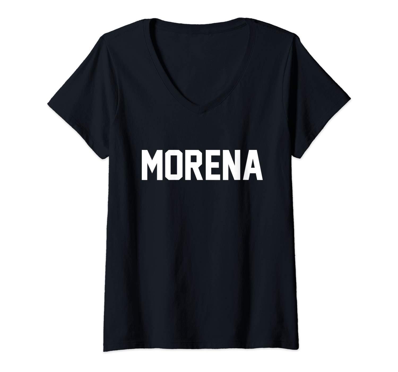 Hipster Latina Chingona Morena T Shirt
