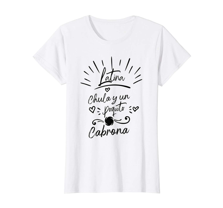 Latina Pride Shirt For Latin Girls
