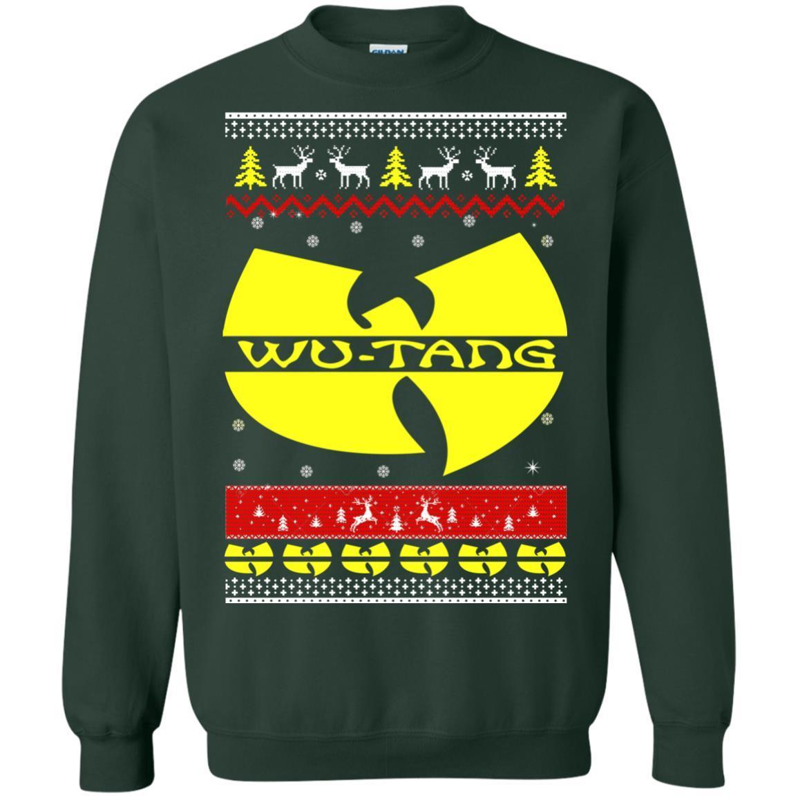 Wu Tang Clan Ugly Sweater Shirts