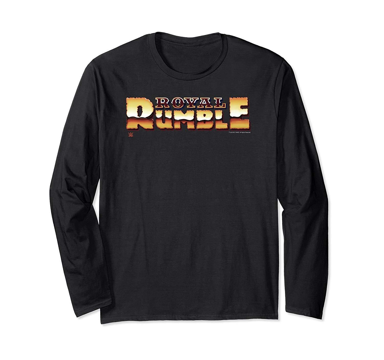 Wwe Vintage Royal Rumble Shirts