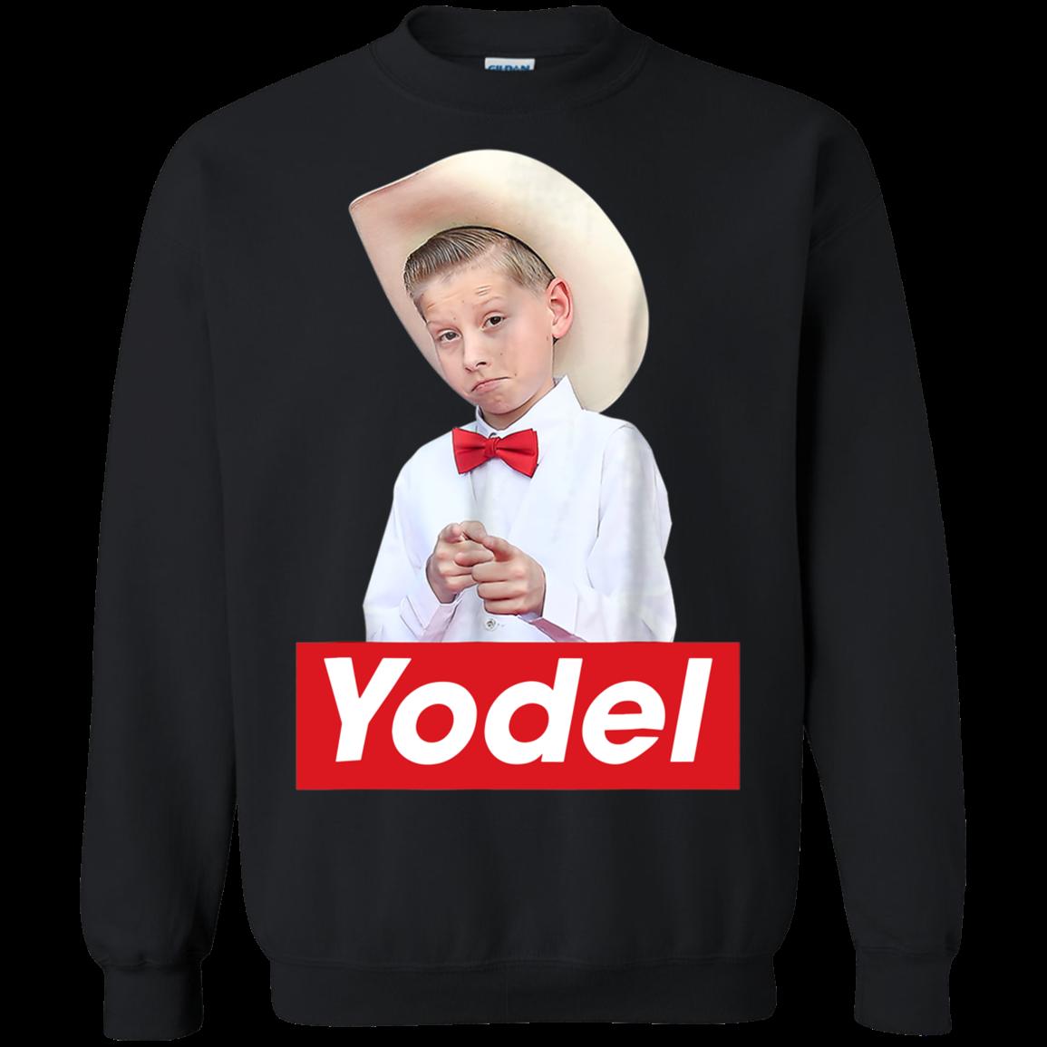 Yodeling Boy Singing Video Shirts