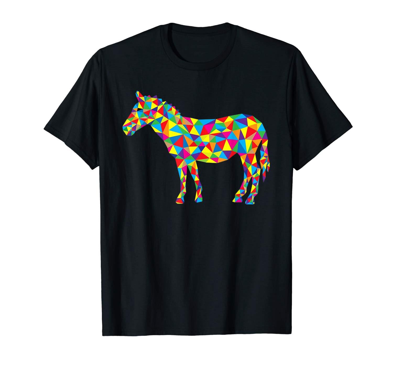Zebra Art T Shirt Design