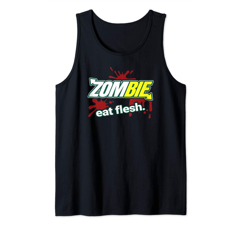 Zombie Eat Flesh Shirts