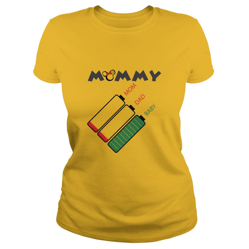Mom And Dad Funny Shirt