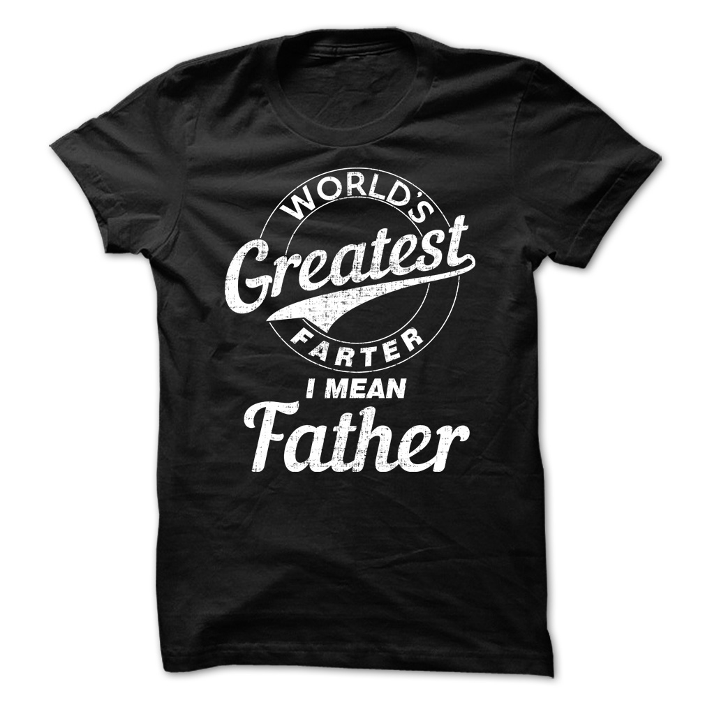 Worlds Greatest Father Shirt