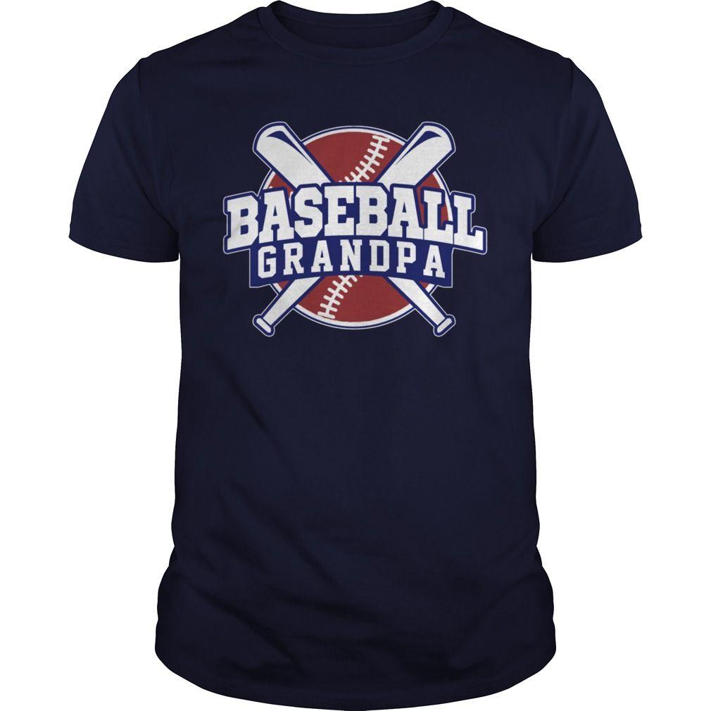 Baseball Grandpa Shirt