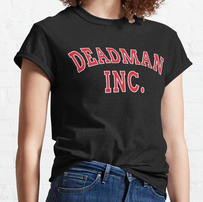 Deadman Inc Decade Of Destruction T Shirt