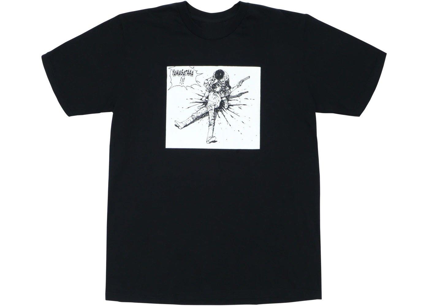 Supreme Akira 17aw Yamagata Tee T Shirt