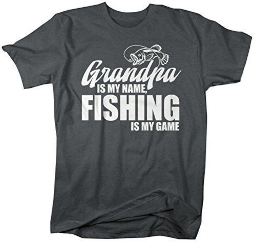 This Funny Fishing T Shirt Is Perfect For Grandpa Great For Father S Day Birthdays And